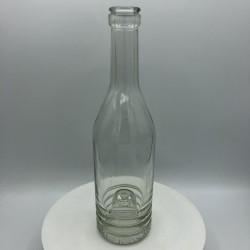 Ancienne bouteille en verre   33 cl    Modèle déposé