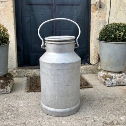 Old large milk container | old large milk jug | Hugonnet Dijon Almasilium