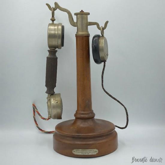 Ancien téléphone...