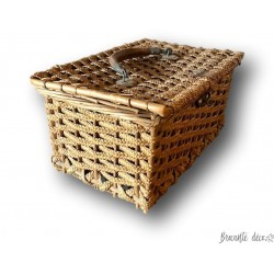 Old small basket for dinette | Old toy | Collection