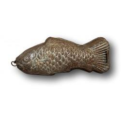 Old chocolate mold | Big fish | Kitchen decoration | Farmhouse