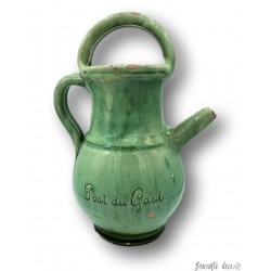 Old ceramic jug | Gargoulette | Pont du Gard