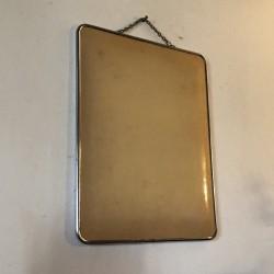 Simple antique barber mirror | Old barber mirror