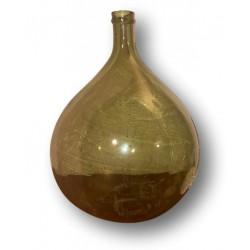 Old dame-Jeanne 20 Liters | Blown glass | Green