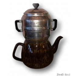 Old Italian coffee maker | SFAMOKA | Circa 1950