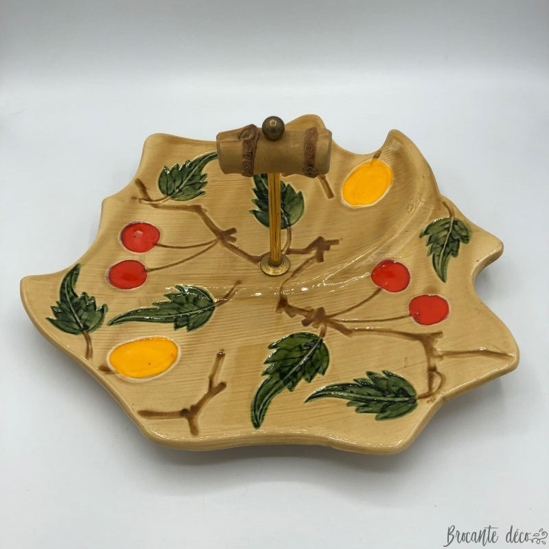 Vintage Cheese Tray - POET...
