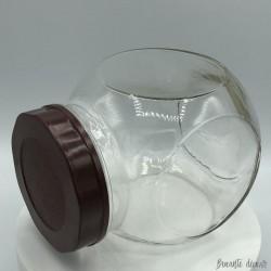 Old Grocery Candy Jar | Bakelite lid | 50's
