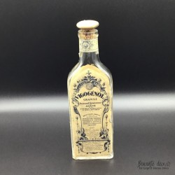 Old bottle of elixir VIGOGENOL