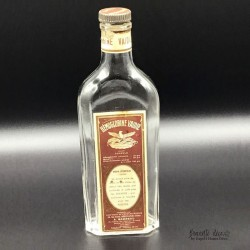 Ancienne bouteille vide | HÉMOGLOBINE VAIDIE