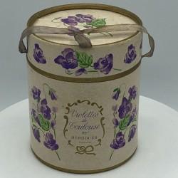 """Old perfume box """"Violette de Toulouse 83 ° Berdoues"""" France"""