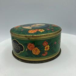 Old box of Bourjois powder Paris France | Manon Lescaut | Collection box