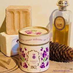 Ancienne boite de savons à la violette Berdoues Toulouse France