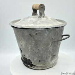 Old small zinc washing machine | Old Toys Collection