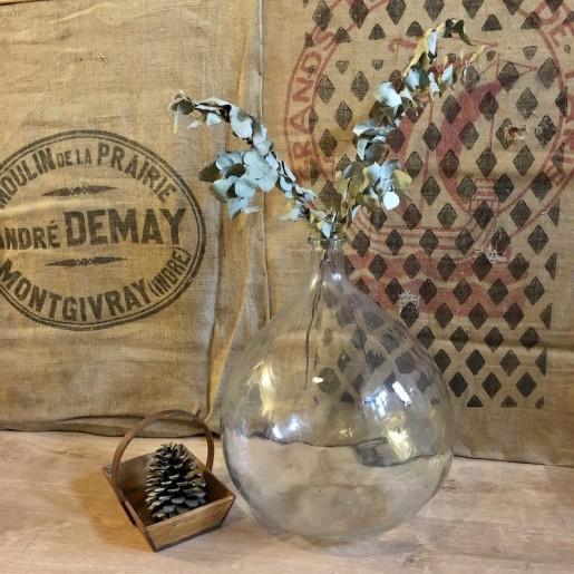 Former Dame Jeanne   26 Liters   Vintage   Transparent