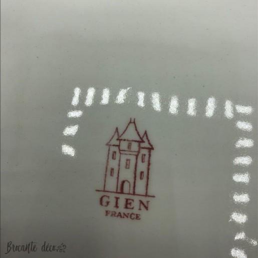 Flat Gien France model Delft
