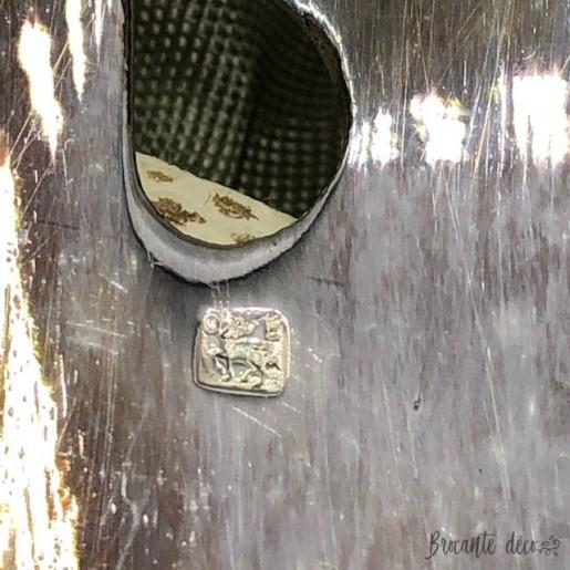 ♔ Coffret de couverts à servir le poisson Ercuis ♔