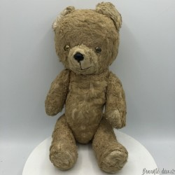 Old little pouet-pouet bear from the 1950s | Old toy