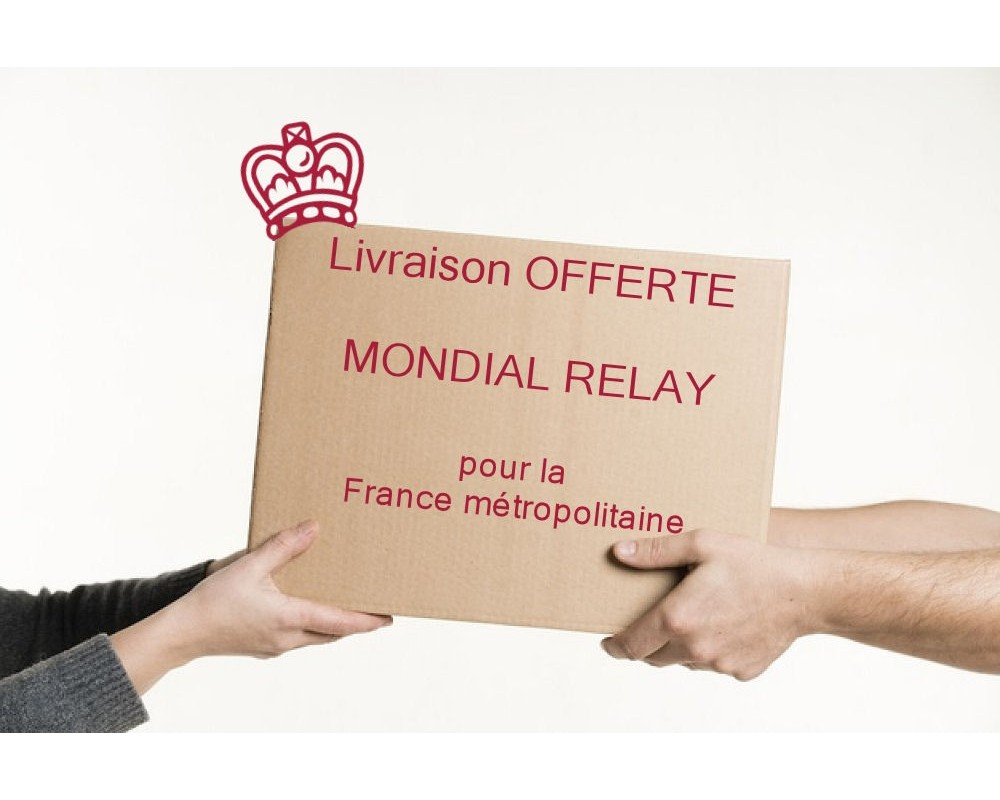 Mondial Relay free delivery for mainland France