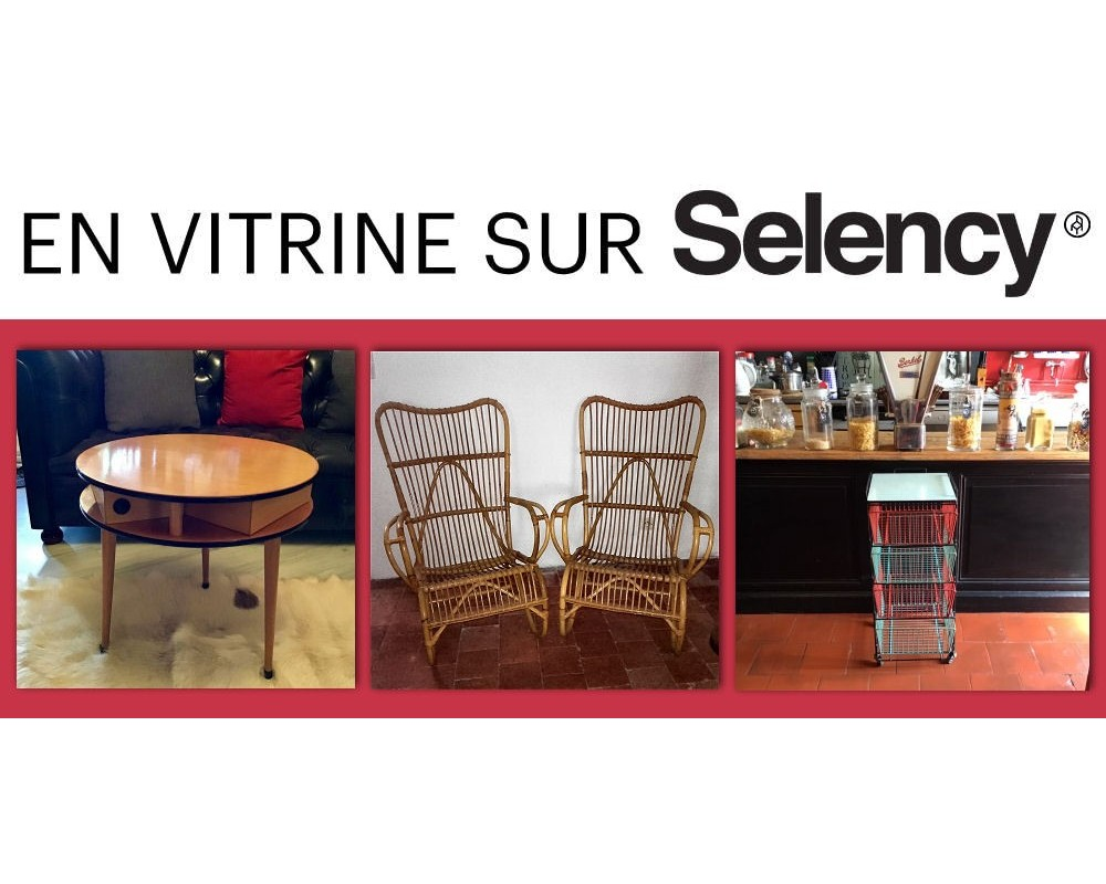 Brocante Déco is present on SELENCY